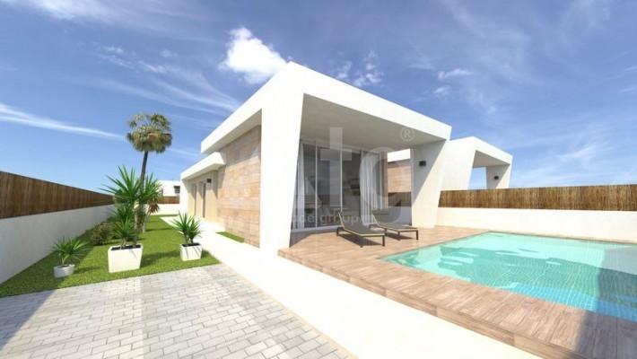 Villa de 3 habitaciones en Lo Romero  - BM8423 - 2