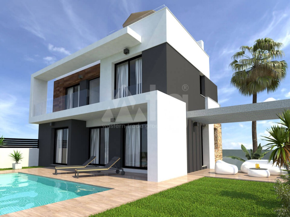 Villa de 3 chambres à Orihuela Costa - DI6032 - 11