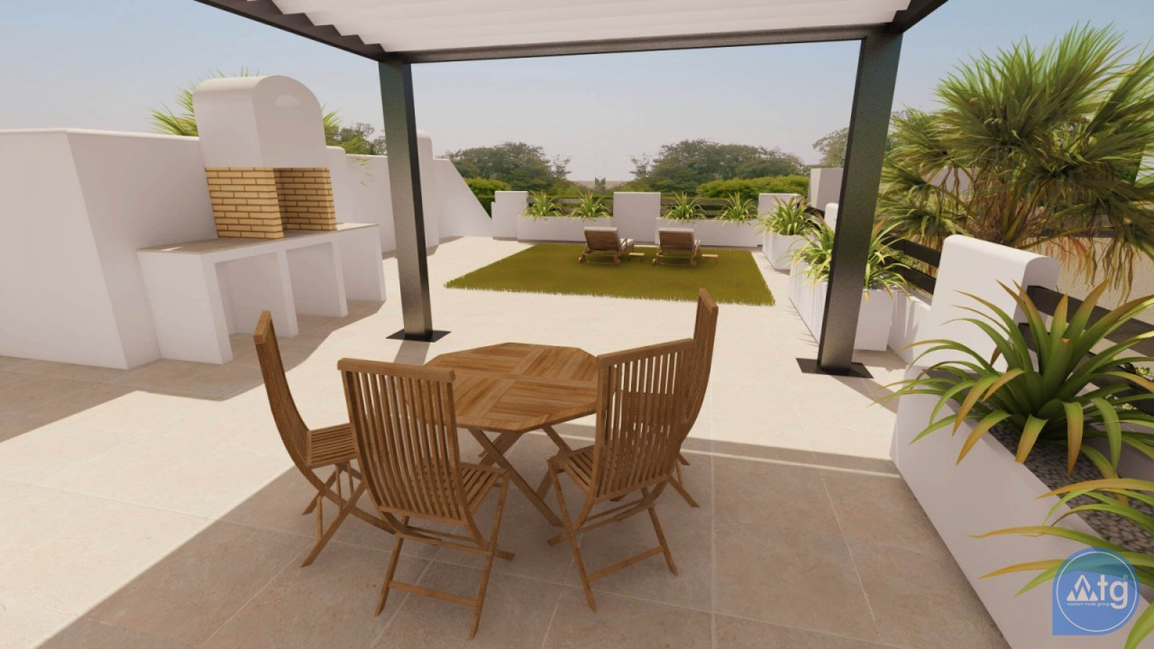 Villa de 3 chambres à Pilar de la Horadada - EF114022 - 3
