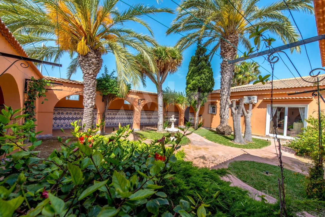 Villa de 5 chambres à Torrevieja - B2298 - 29