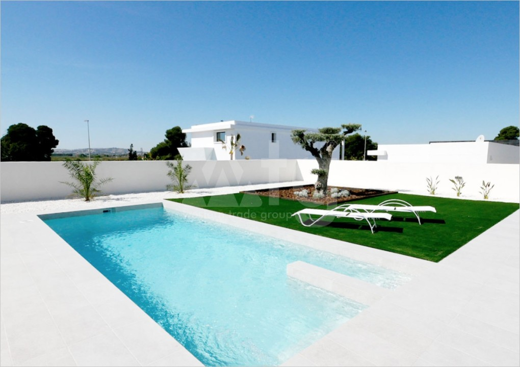 Villa de 3 chambres à Ciudad Quesada - AT7257 - 14