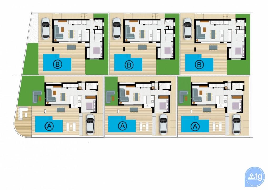 Villa de 3 chambres à Villamartin - MD6399 - 18