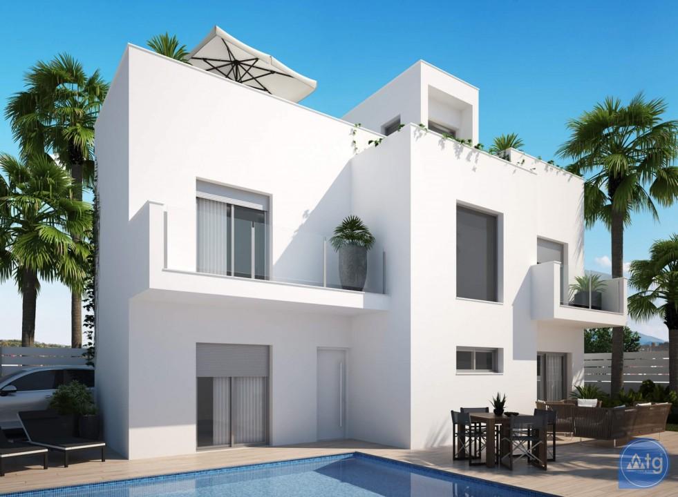 Villa de 3 chambres à Torrevieja - VR6701 - 1