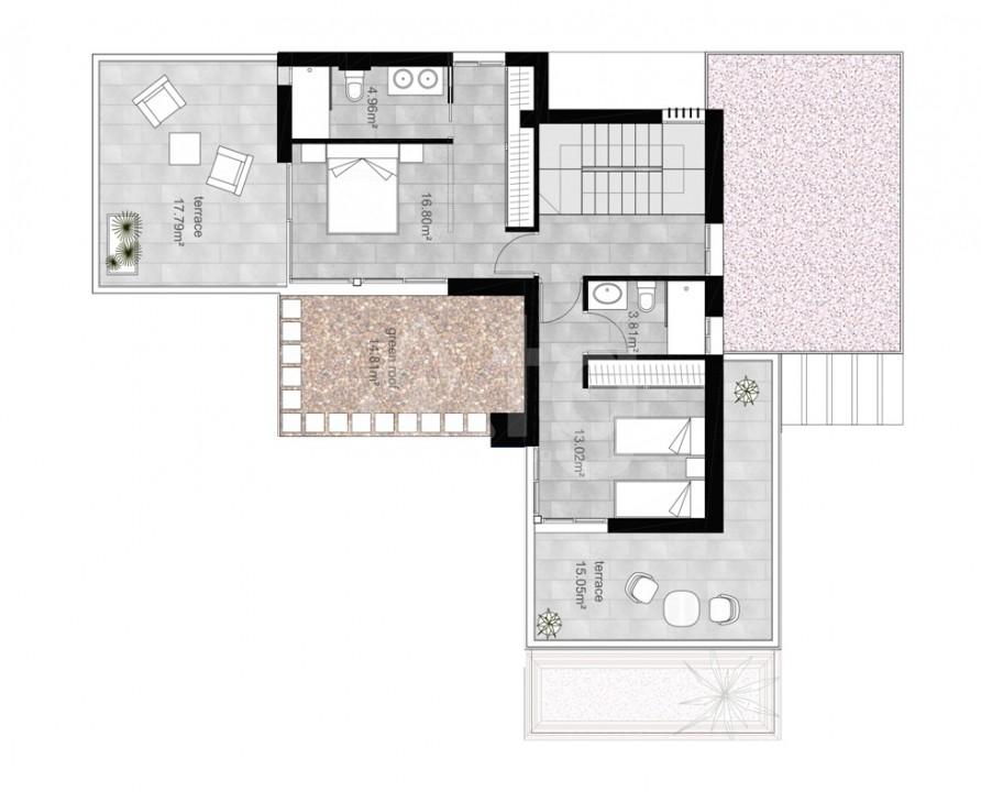 Villa de 4 chambres à Los Alcázares - DS2161 - 11