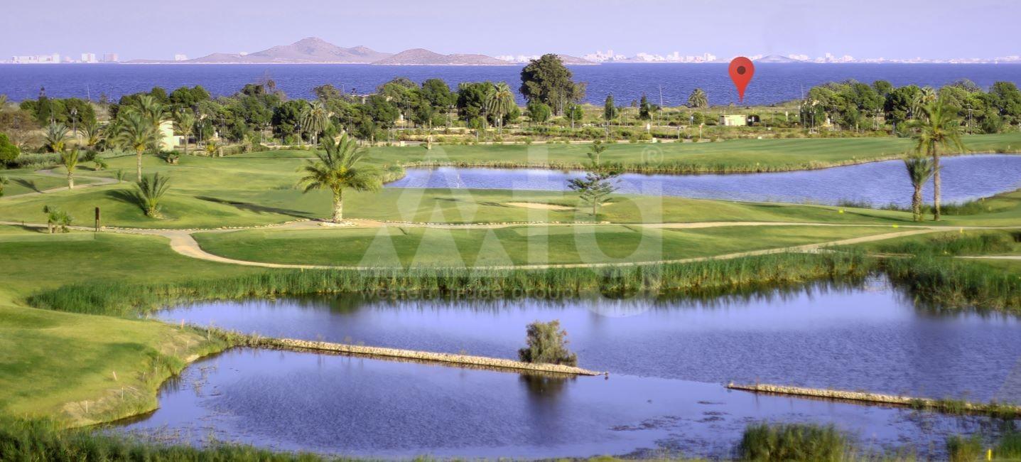Villa de 4 chambres à Los Alcázares - DS2161 - 12