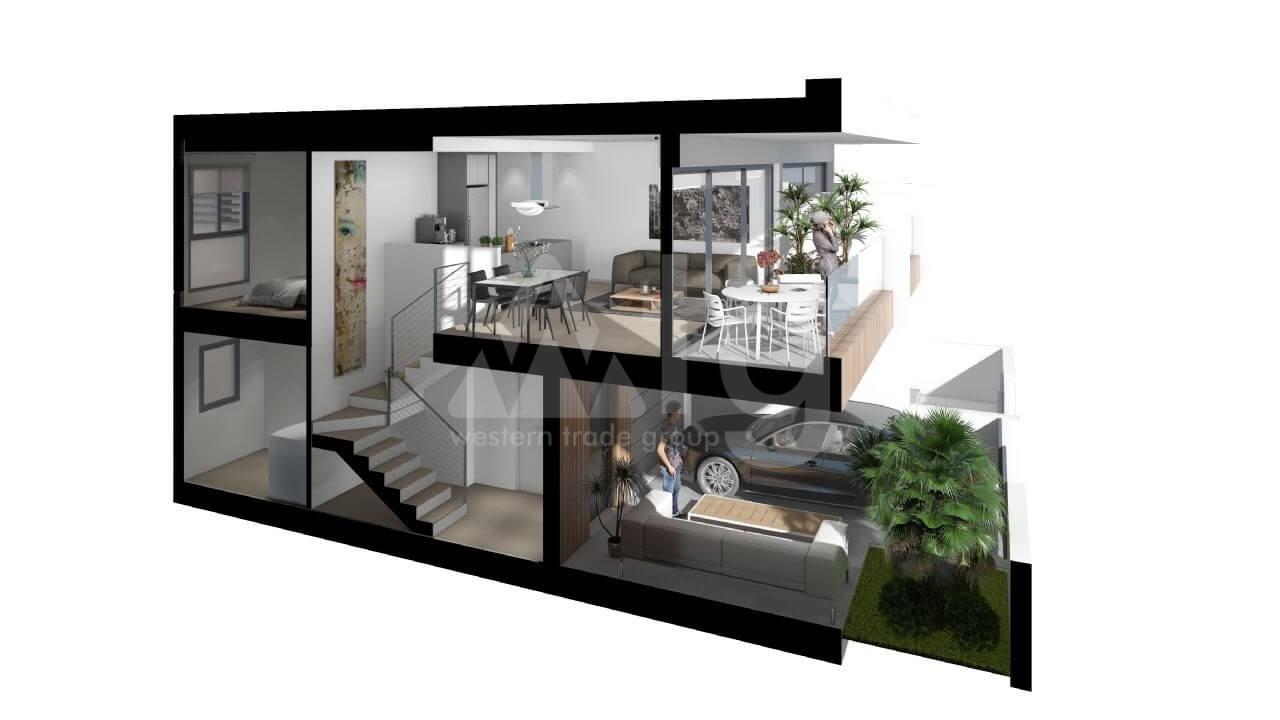 Villa de 4 chambres à Los Alcázares - DS2161 - 5