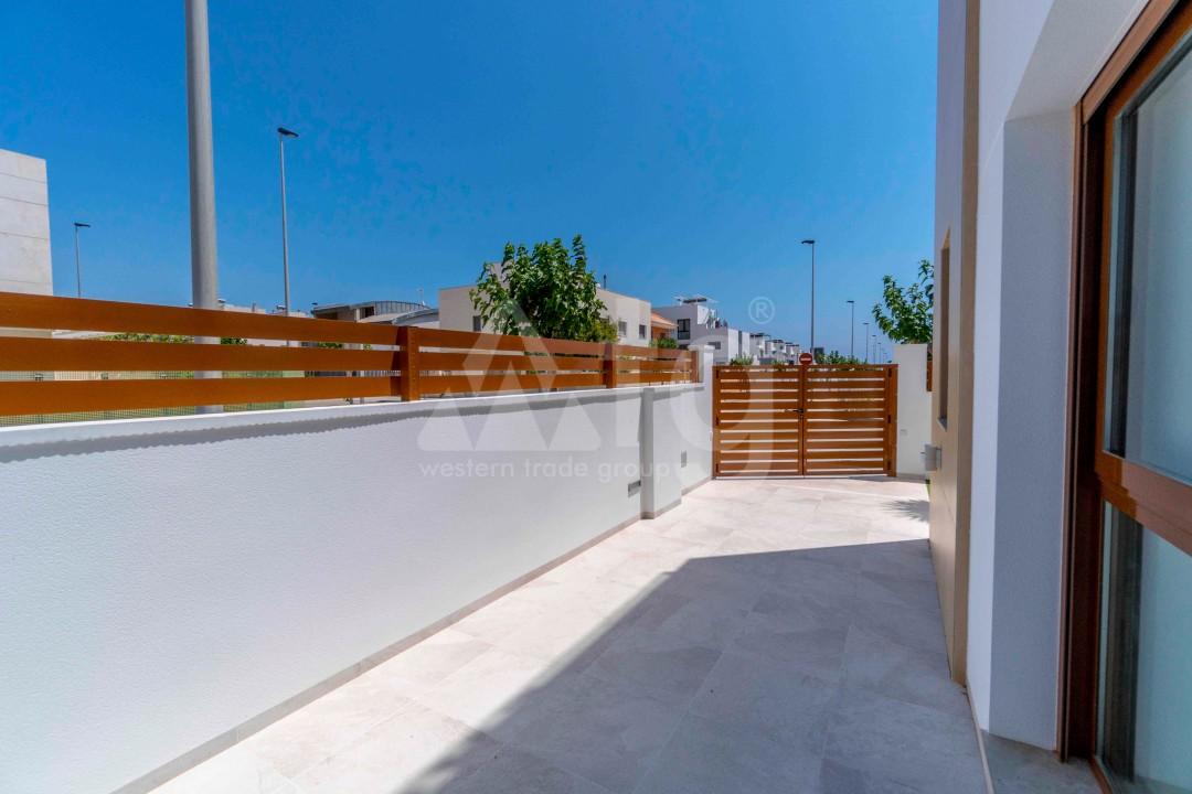 Villa de 3 chambres à Pilar de la Horadada - VB7168 - 28