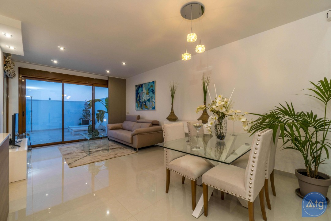 Villa de 3 chambres à Pilar de la Horadada - VB7168 - 46