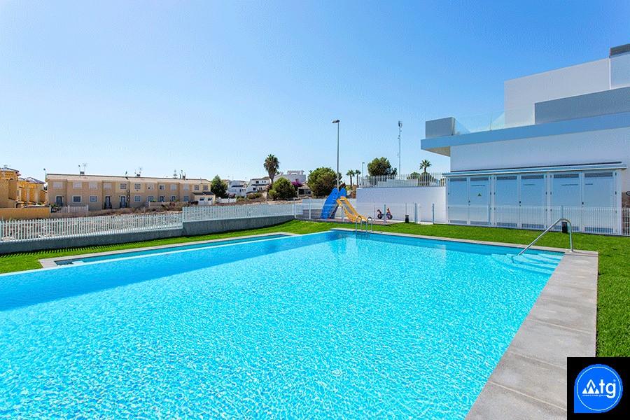 Villa de 3 chambres à San Miguel de Salinas - GEO6360 - 2