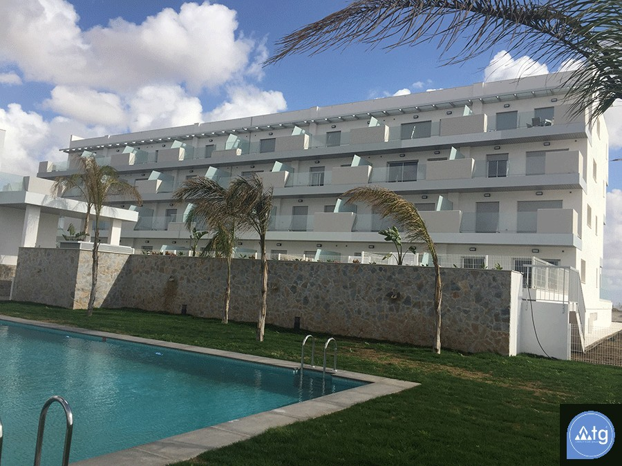 Villa de 3 chambres à San Miguel de Salinas - GEO6360 - 8