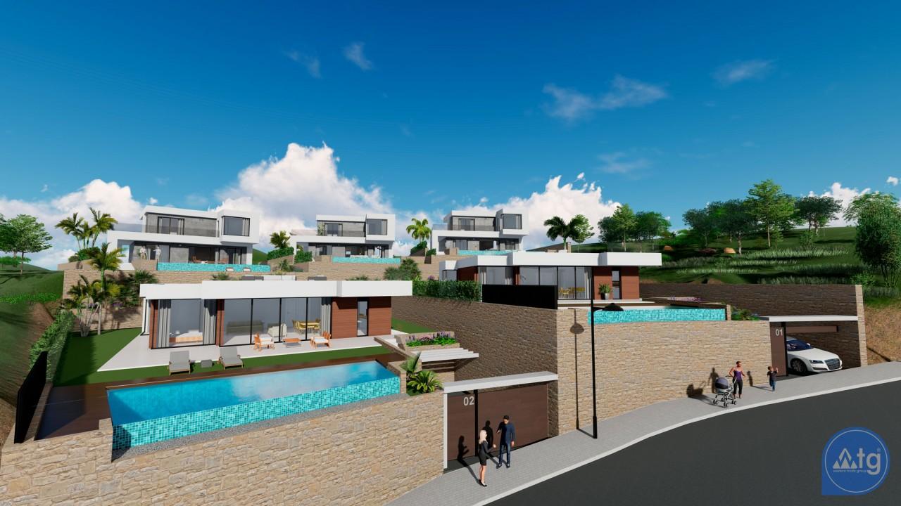 Villa de 4 chambres à Finestrat - CAM114940 - 1