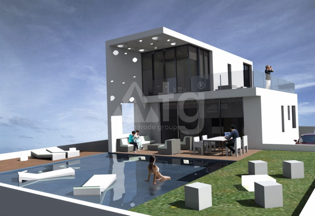 4 bedroom Villa in Benidorm - AG3000 - 21