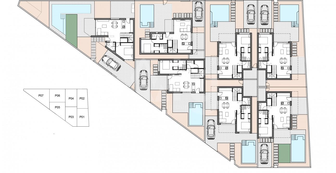 3 bedroom Villa in Benijófar  - SRE119460 - 3