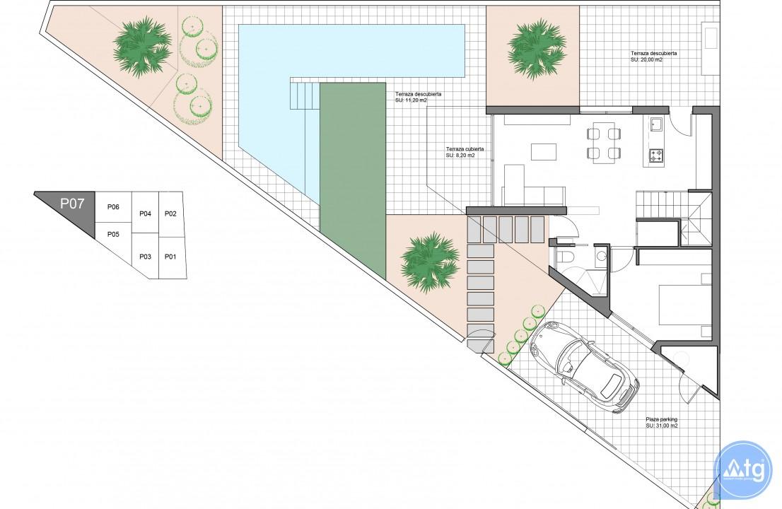 3 bedroom Villa in Benijófar  - SRE119460 - 4