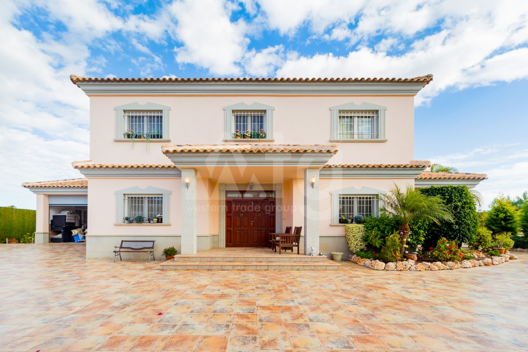 4 bedroom Villa in Ciudad Quesada  - AG4227 - 14