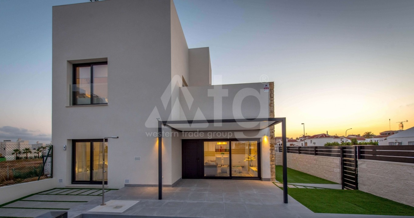 3 bedroom Villa in Ciudad Quesada - GV5846 - 2