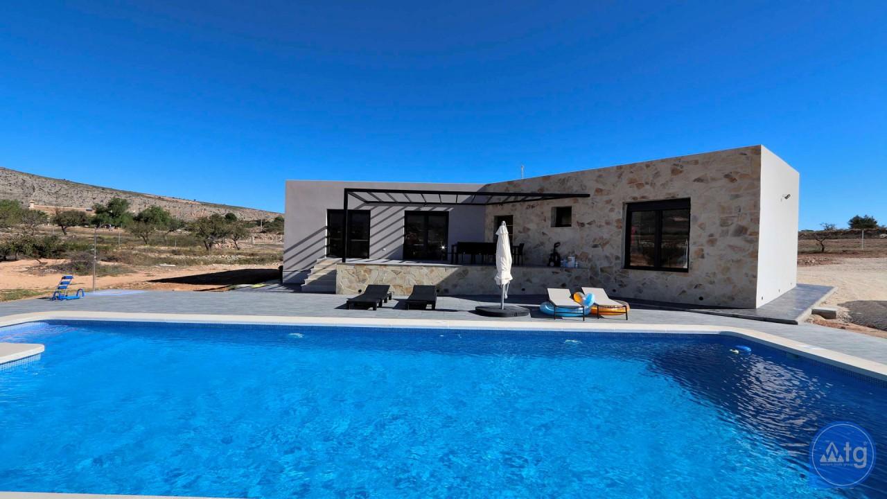 3 bedroom Villa in Dehesa de Campoamor  - AGI115630 - 31
