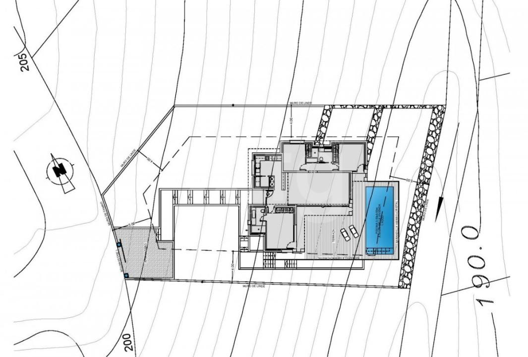 4 bedroom Villa in Finestrat  - HC115189 - 7