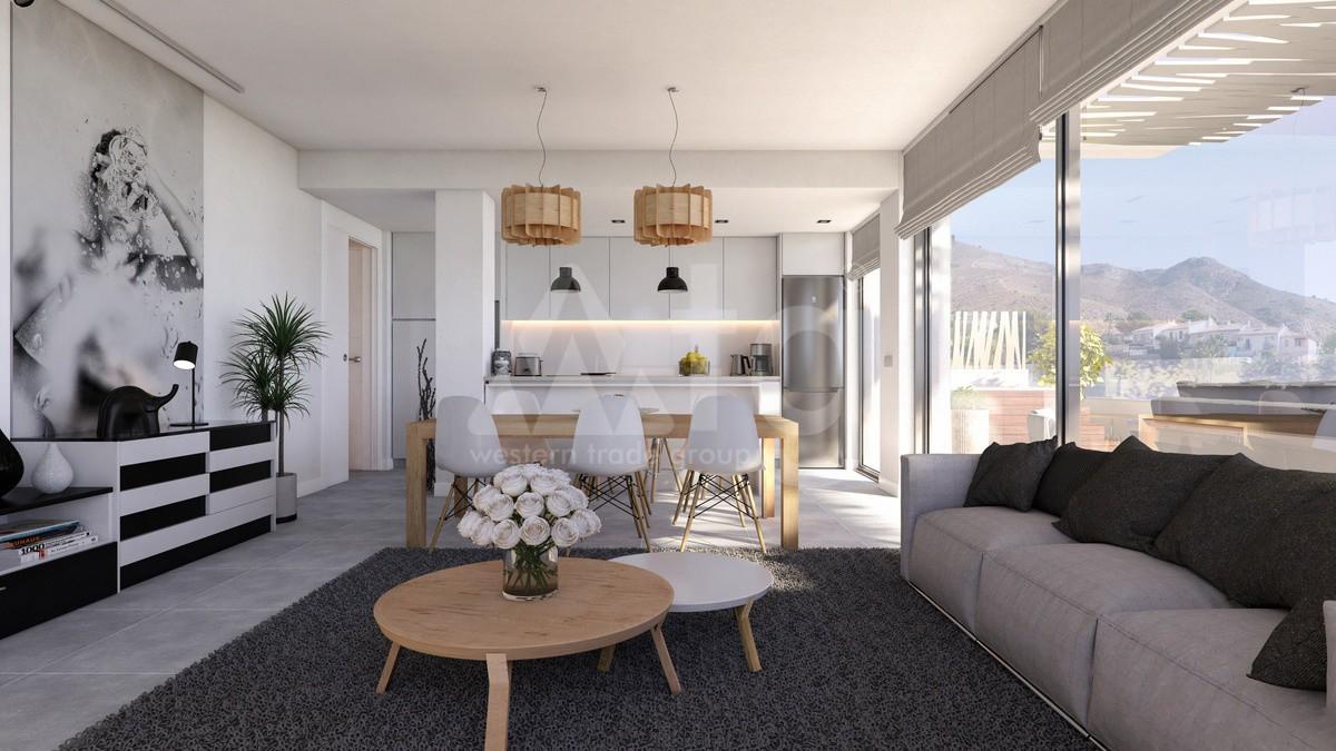 3 bedroom Villa in Finestrat  - UBA116677 - 10