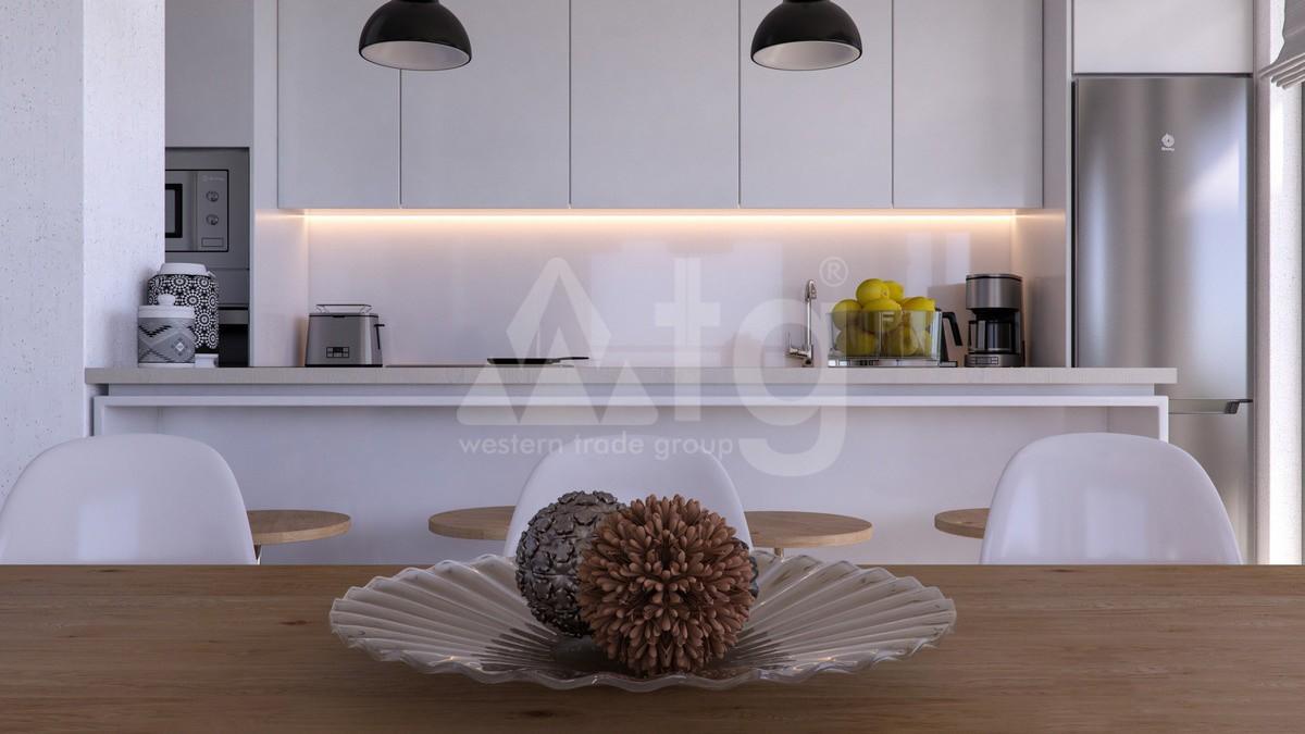 3 bedroom Villa in Finestrat  - UBA116677 - 8