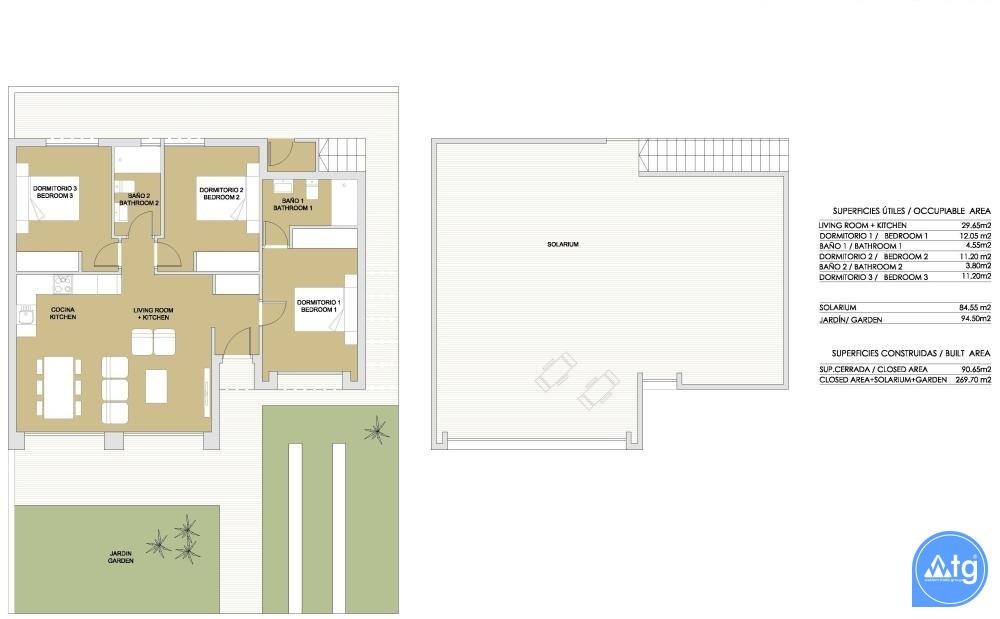 3 bedroom Villa in Lo Romero - BM114108 - 27