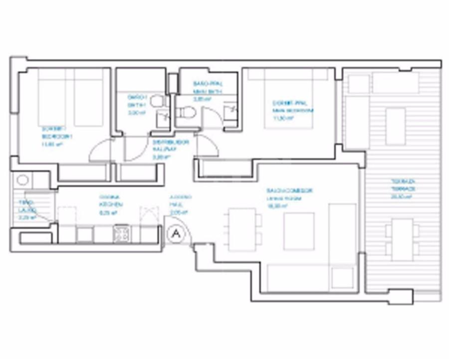 3 bedroom Villa in Orihuela Costa  - YH7765 - 25