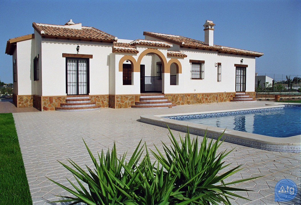 2 bedroom Villa in Pilar de la Horadada  - EF5950 - 1