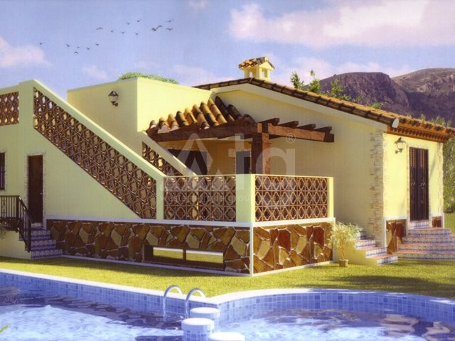 2 bedroom Villa in Pilar de la Horadada  - EF5950 - 3