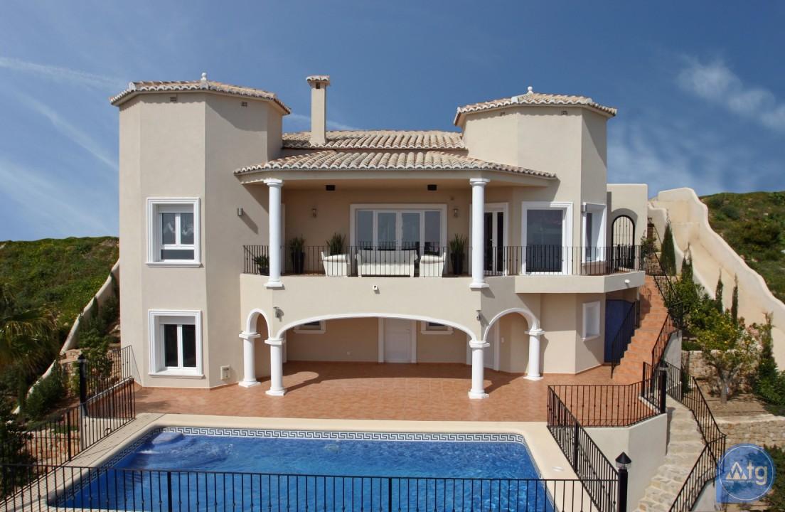 3 bedroom Villa in Polop  - SUN6214 - 1