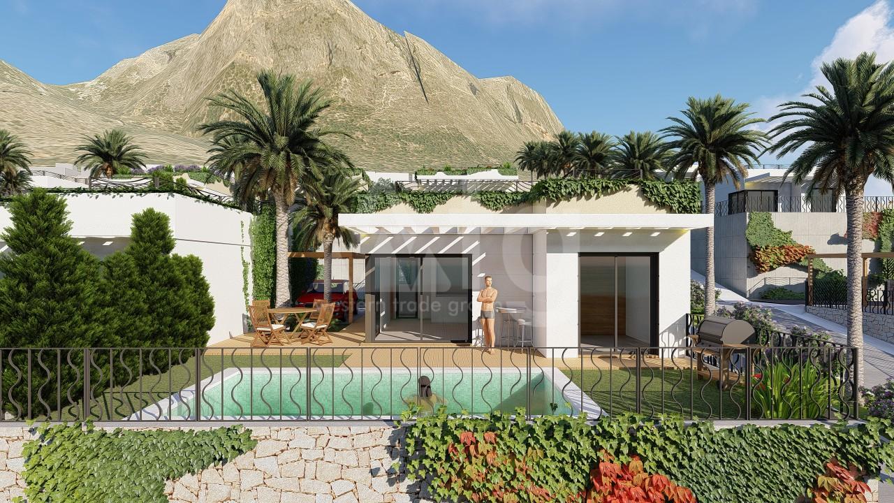 3 bedroom Villa in Polop  - PPV118116 - 1
