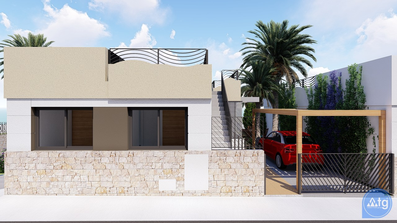 3 bedroom Villa in Polop  - PPV118116 - 5
