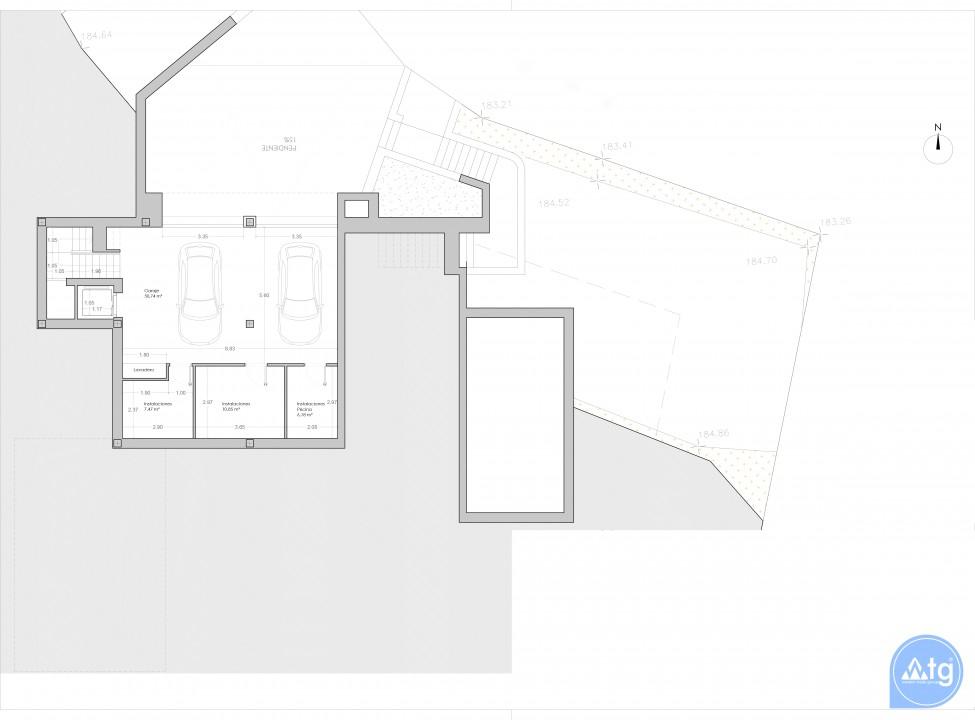 3 bedroom Villa in San Pedro del Pinatar - GU6661 - 6
