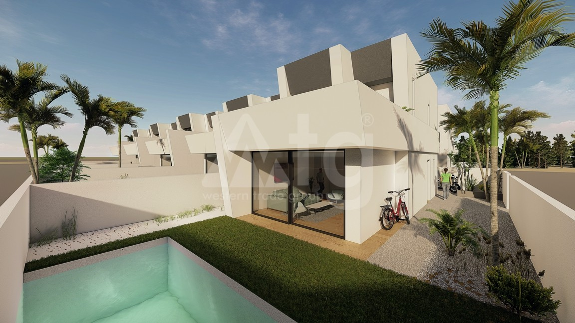 3 bedroom Villa in San Pedro del Pinatar  - GU6650 - 13