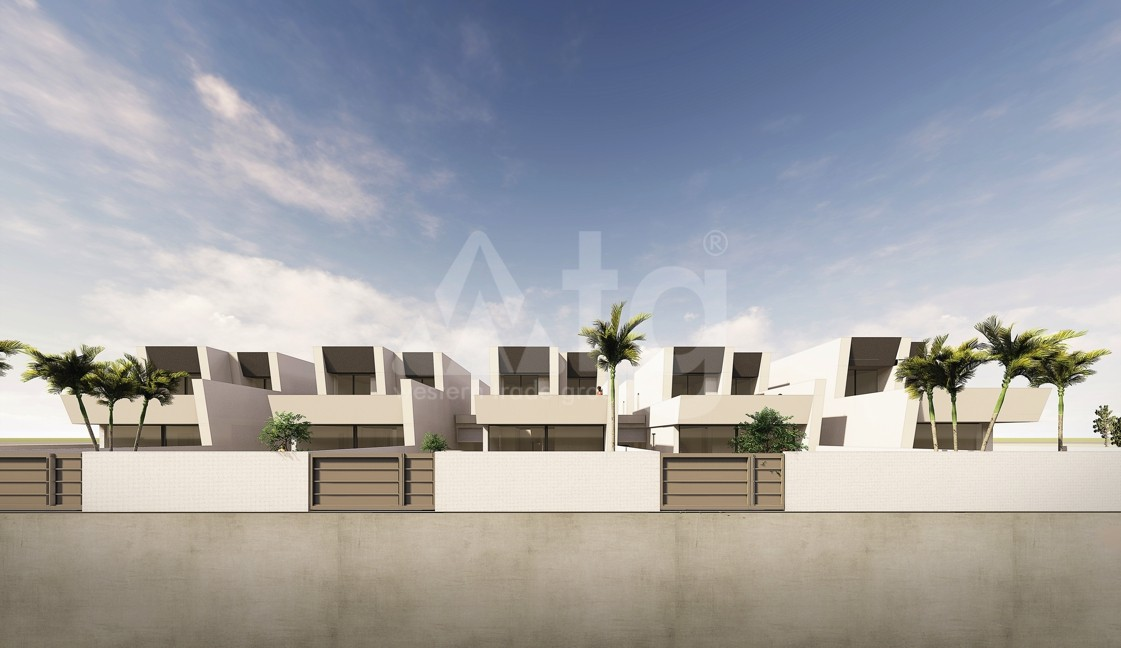 3 bedroom Villa in San Pedro del Pinatar  - GU6650 - 14