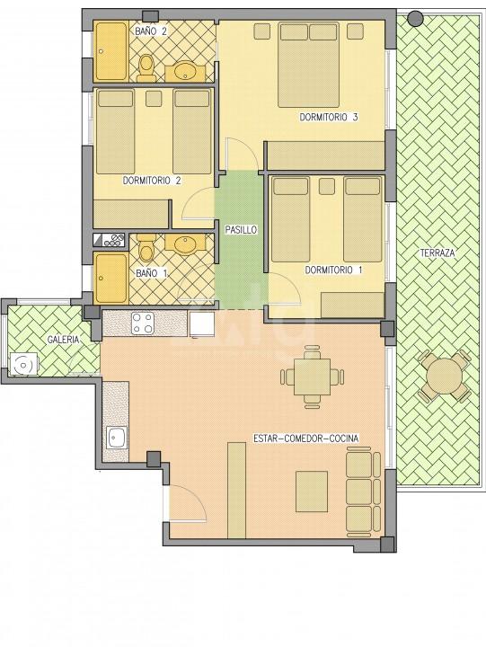 3 bedroom Villa in Torrevieja - VR6707 - 8