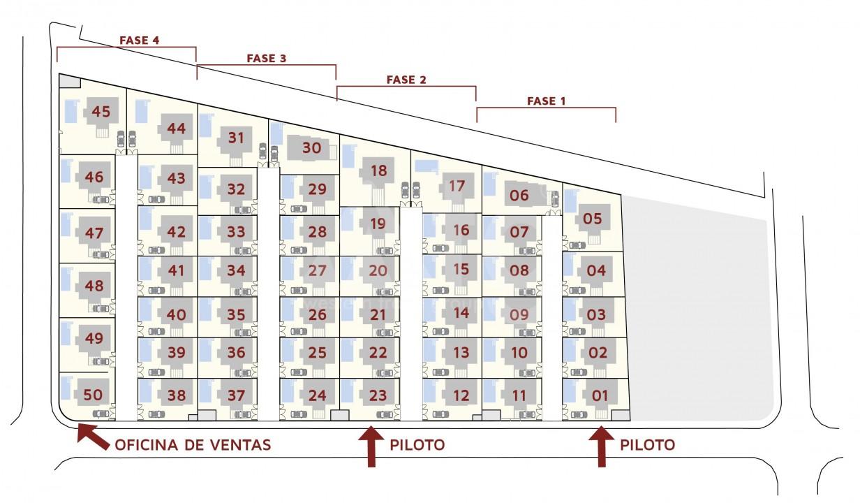 3 bedroom Villa in Villamartin - IV5979 - 11
