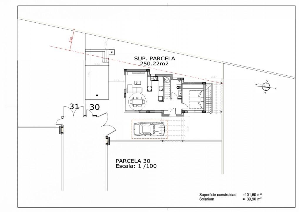 3 bedroom Villa in Villamartin - IV5979 - 14