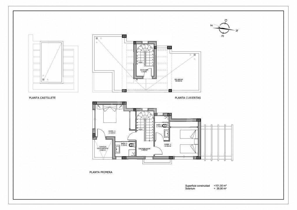 3 bedroom Villa in Villamartin - IV5979 - 15