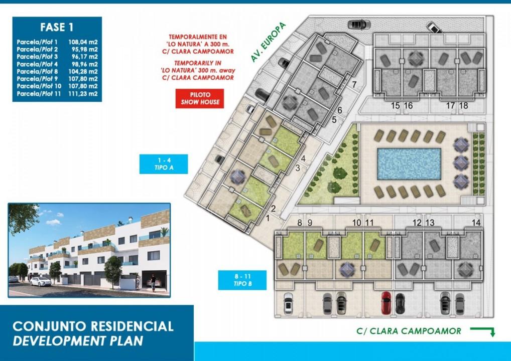 Villa de 3 chambres à Los Alcázares - WD113963 - 22