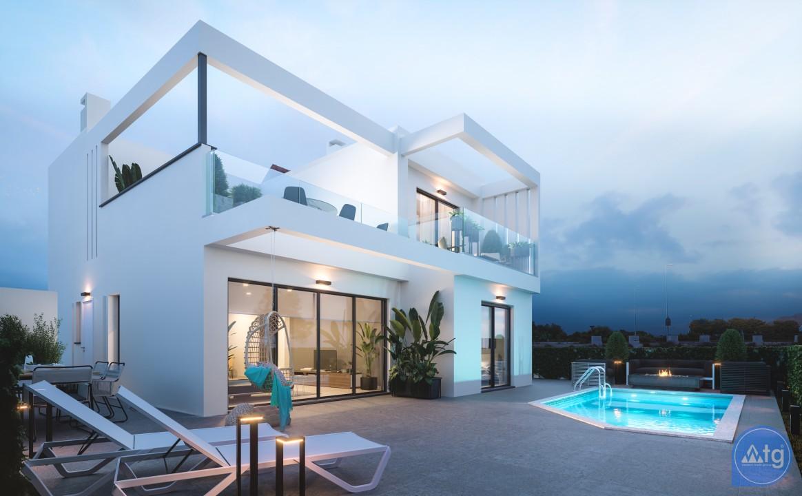 Villa de 2 chambres à Pilar de la Horadada - EF6150 - 2