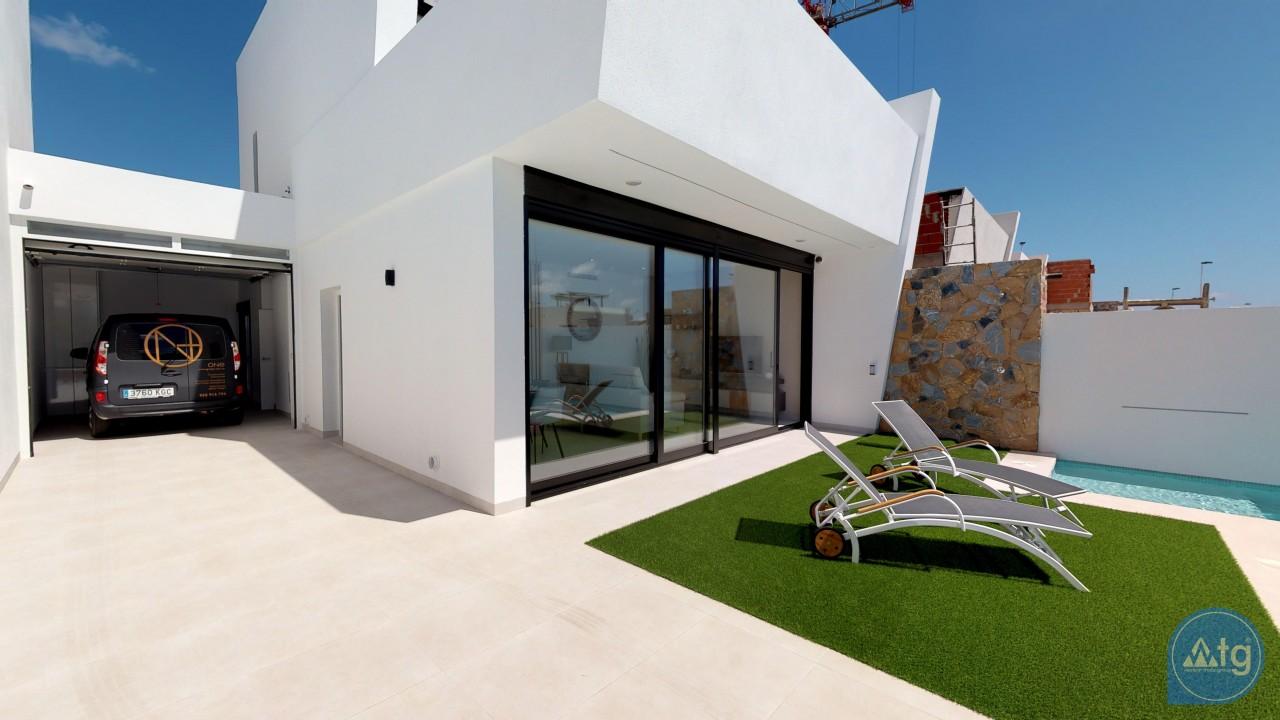 Villa de 3 chambres à San Pedro del Pinatar  - GU1117007 - 3