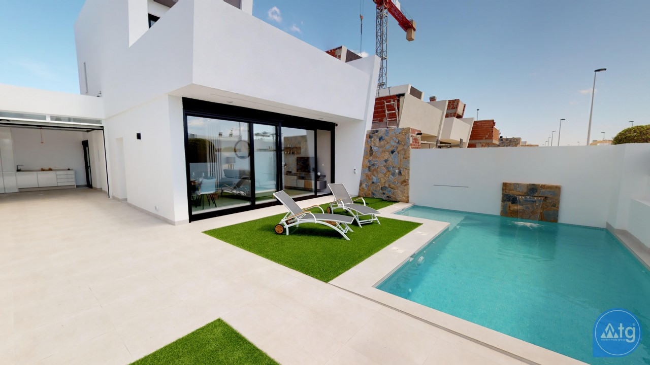 Villa de 3 chambres à San Pedro del Pinatar - GU119780 - 1