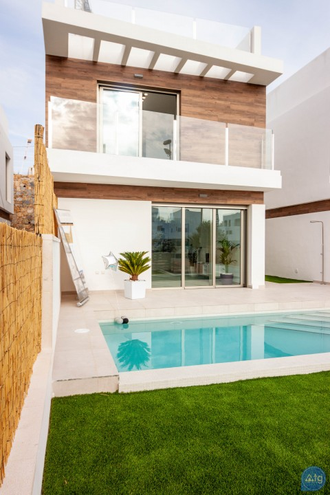 4 bedroom Villa in Calpe - AG10308 - 3