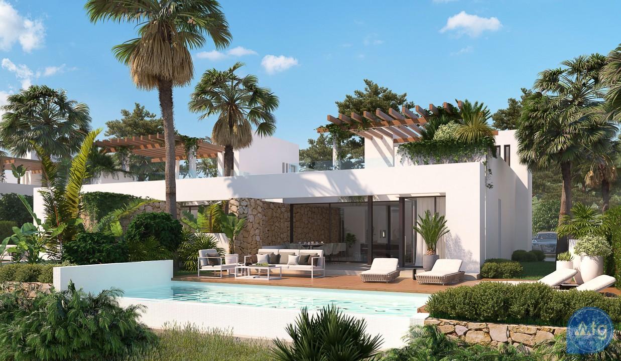 3 bedroom Villa in El Mojon  - GU117151 - 1