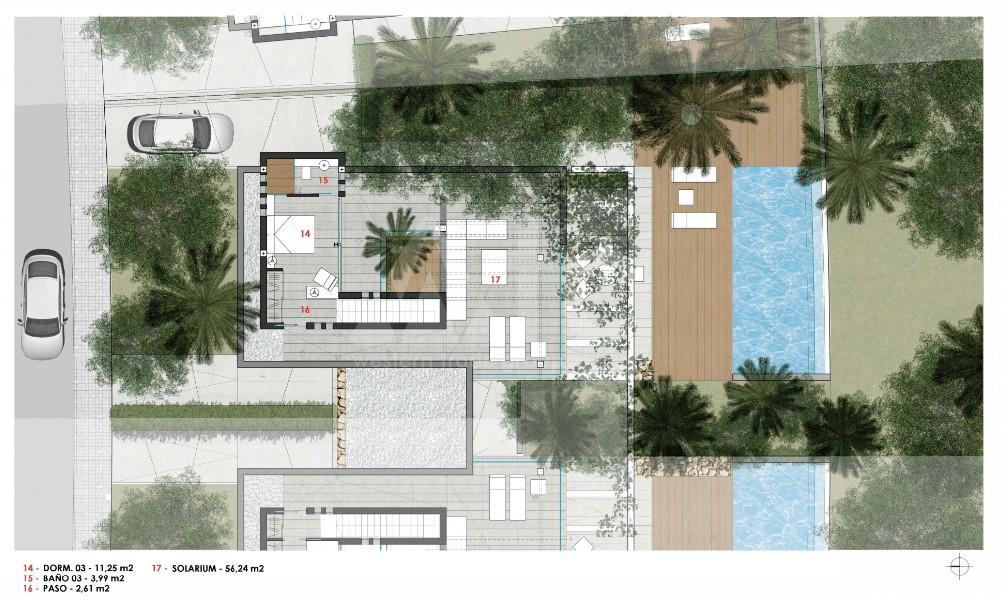 3 bedroom Villa in El Mojon  - GU117151 - 12