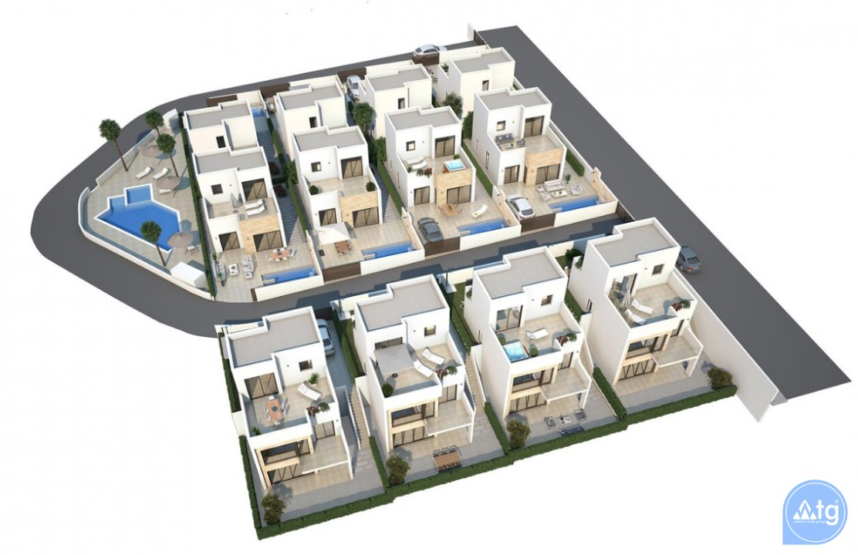 Villa de 4 chambres à Benidorm - AG3000 - 4