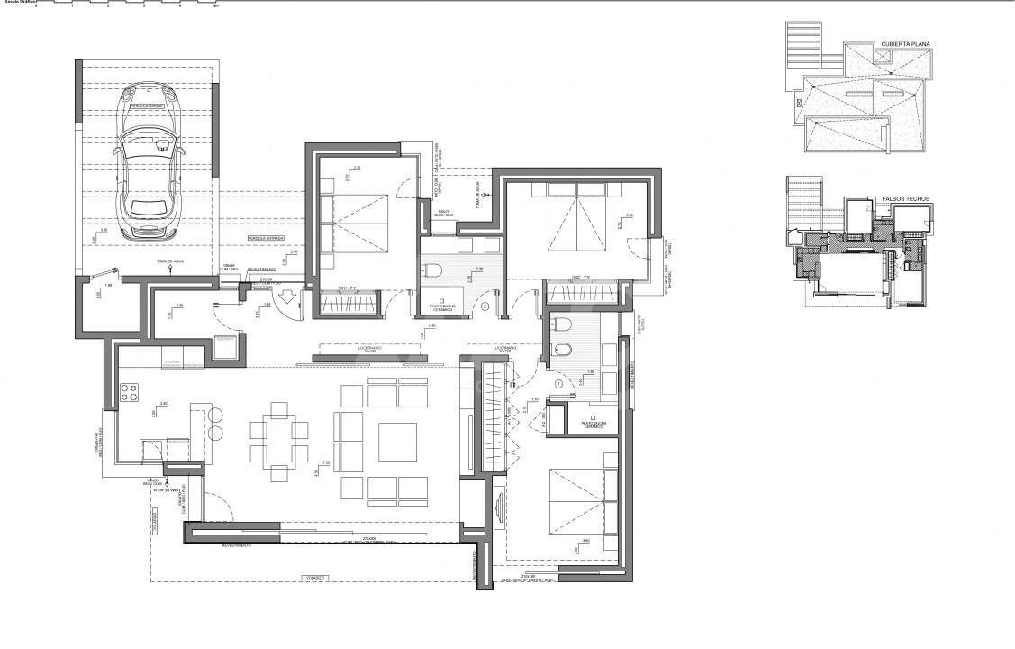 Villa de 3 chambres à Benitachell - VAP117158 - 13