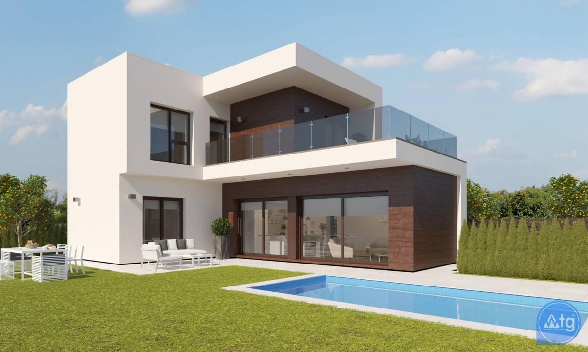Villa de 3 chambres à Ciudad Quesada - GV8184 - 2