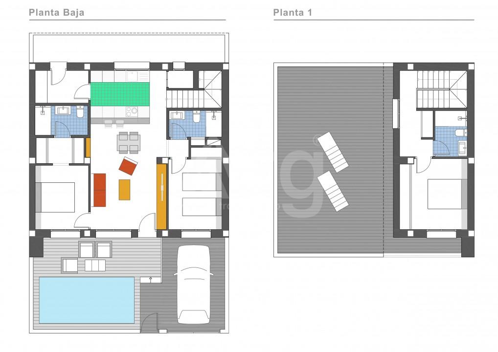 Villa de 3 chambres à Daya Vieja - PL116163 - 16