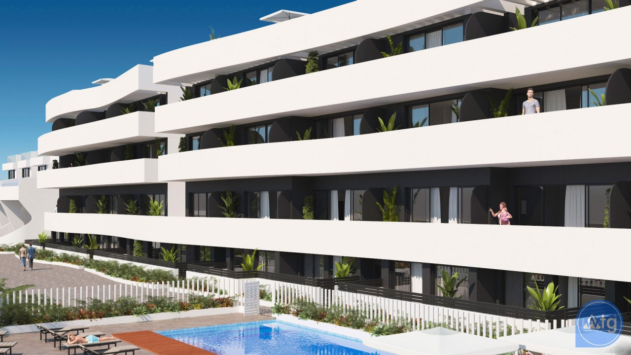 Villa de 3 chambres à Guardamar del Segura - AT115923 - 18